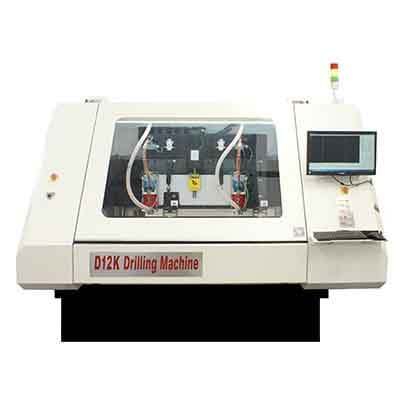 CNC 2-Spindle PCB Drilling Machine R12k
